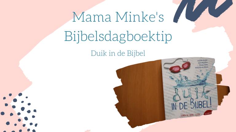 Duik in de Bijbel – samen de Bijbel lezen met je gezin