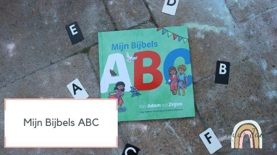 Mijn Bijbels ABC – van Adam tot Zegen