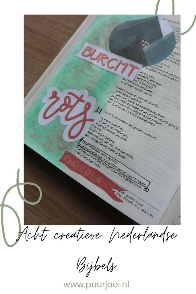 8 creatieve Nederlandse Bijbels