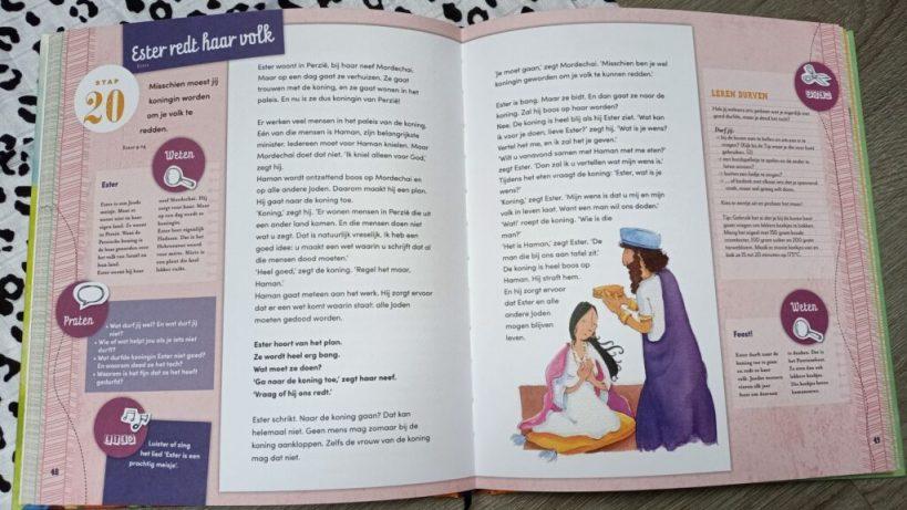 Samenleesbijbel junior 2.0 verhaal Jezus en de man die niet kan lopen