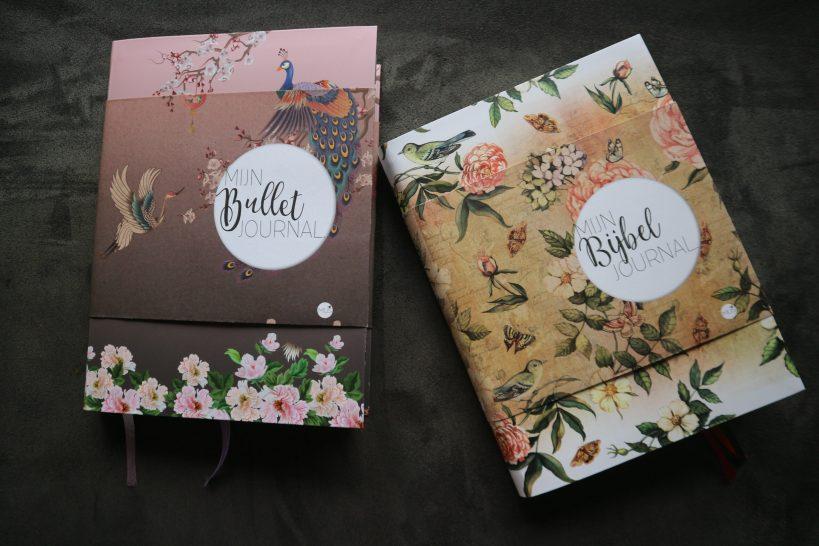 Bullet journal en Bijbel journal