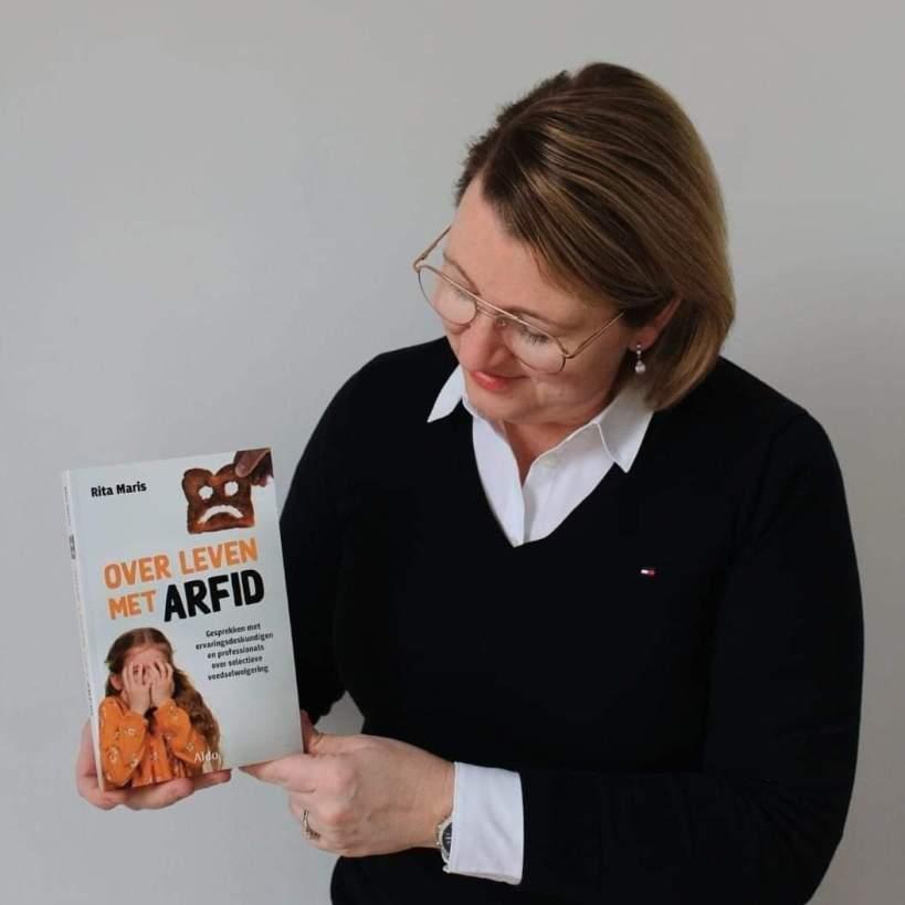 Rita Maris en over leven met ARFID