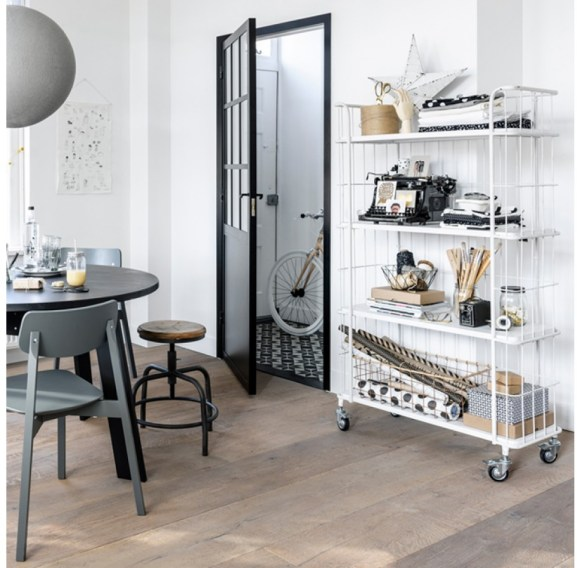 puur styling trolley