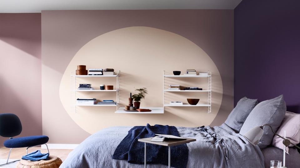 Flexa kleur van het jaar modern slaapkamer inspiratie flexa l