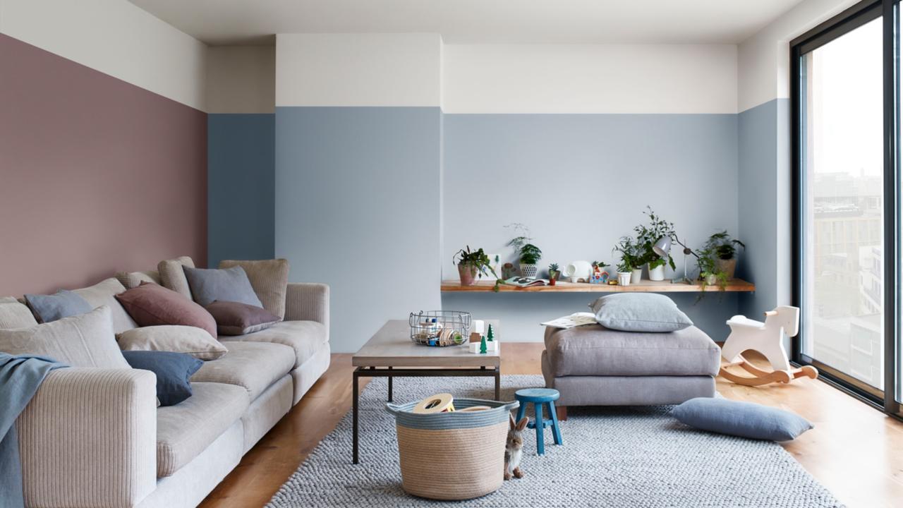 Best Woonkamer Kleur Inspiratie Contemporary - Modern Design Ideas ...