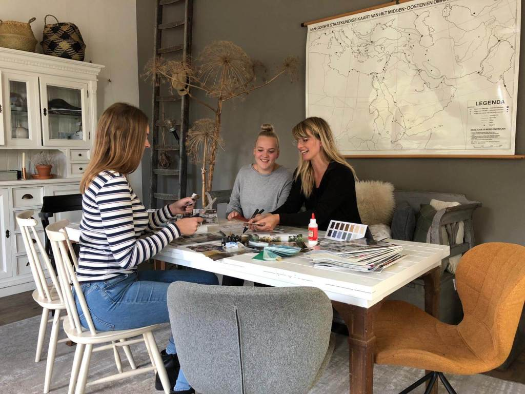 workshop interieurstyling