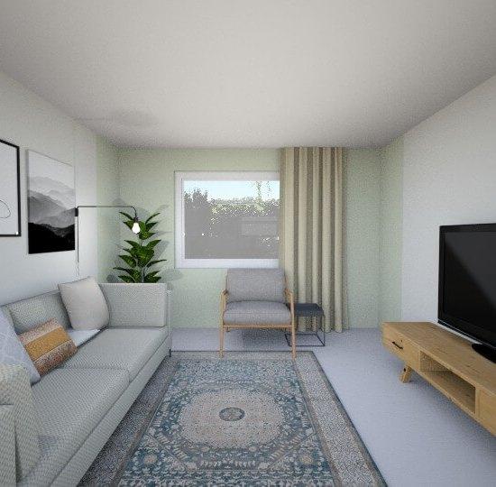 modern licht scandinavisch design interieur