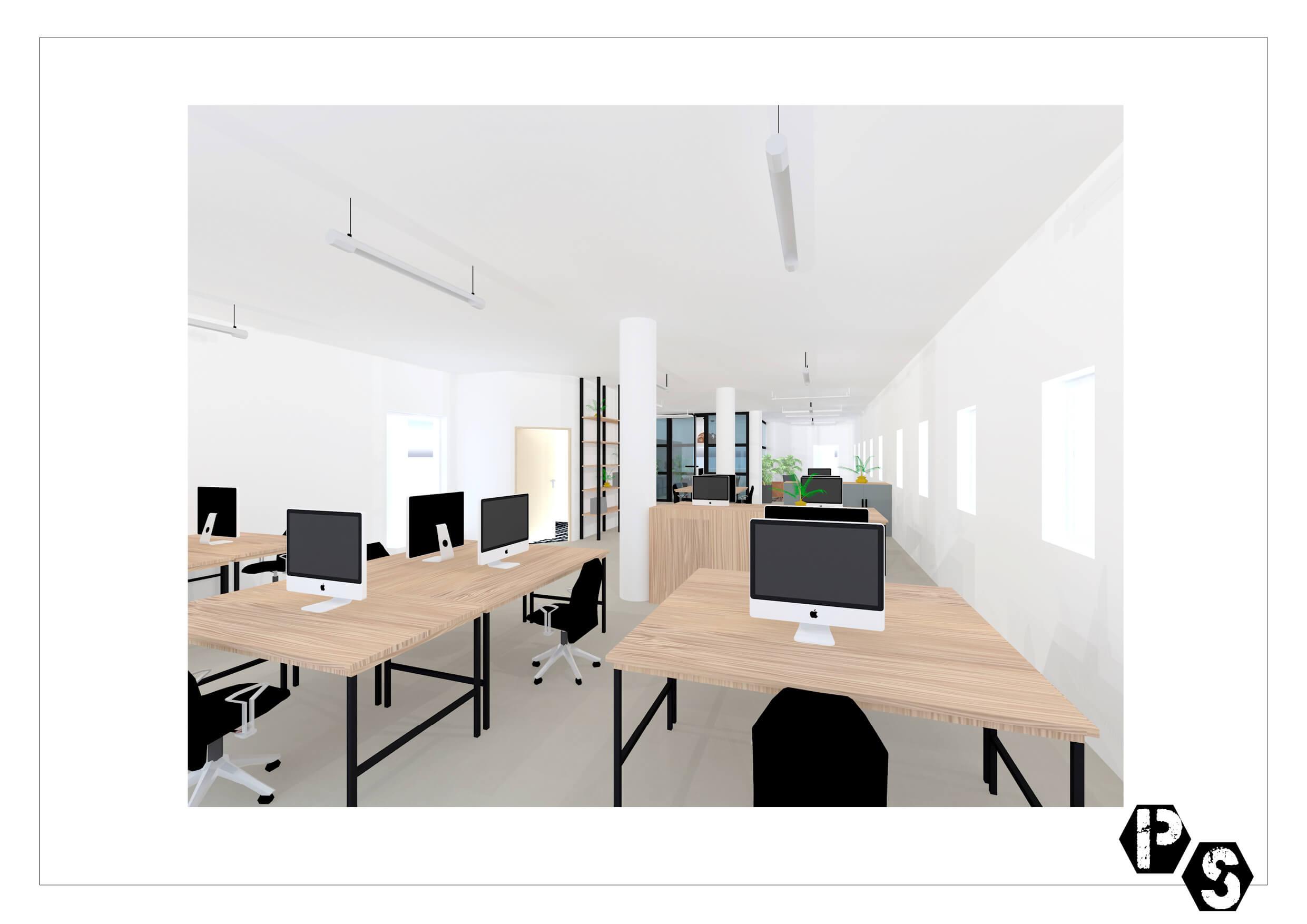 interieuradvies kantoorpand Westerkade Groningen11