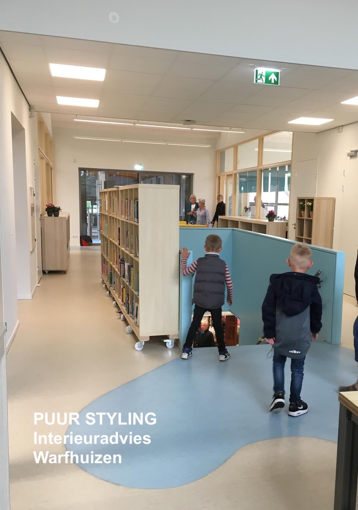resultaat interieuradvies school leens puur styling warfhuizen 19