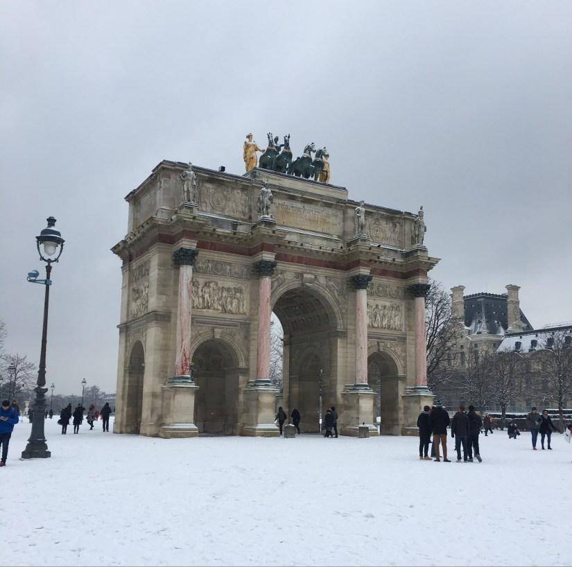 parijs - hotspots - puurvangeluk