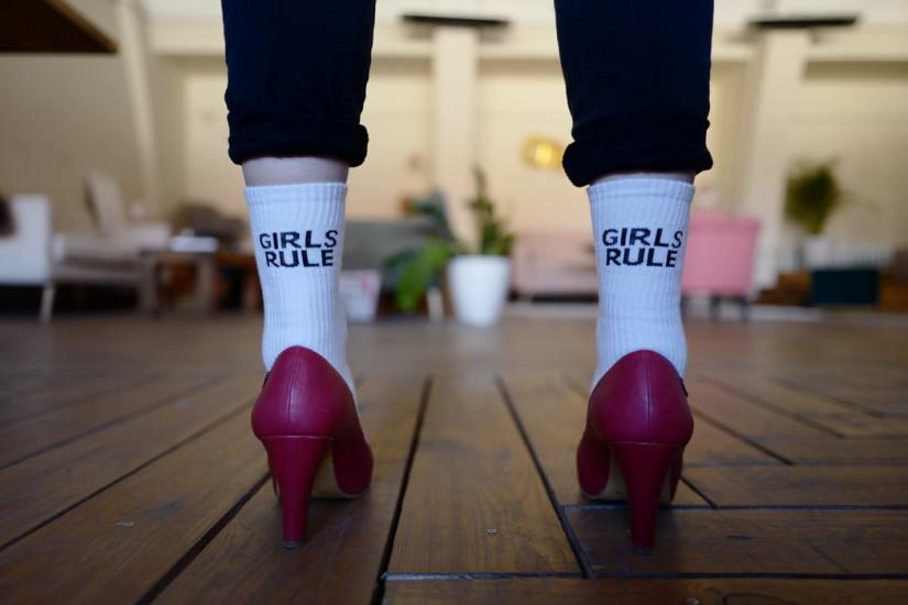 tips voor het kopen van goede nieuwe schoenen sokken