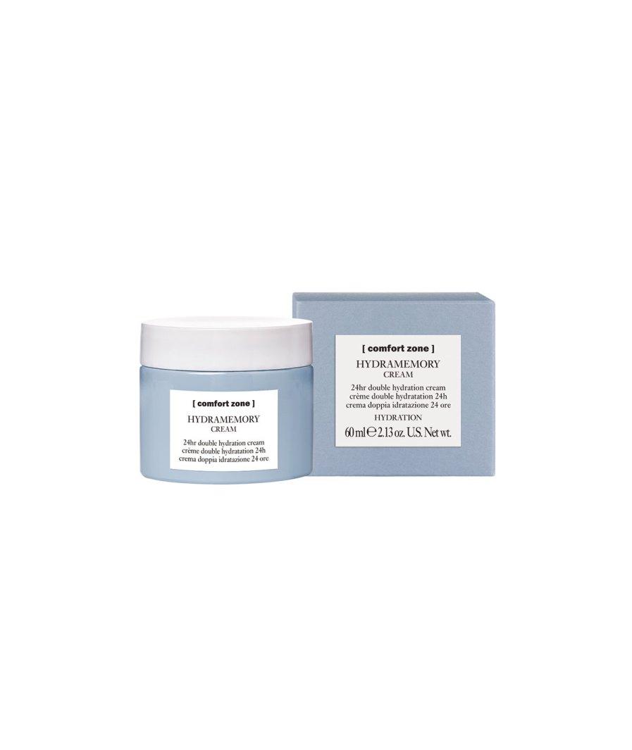 [comfort zone] - HYDRAMEMORY CREAM, dubbel hydraterende crème 60 ml, puurwellnessamersfoort