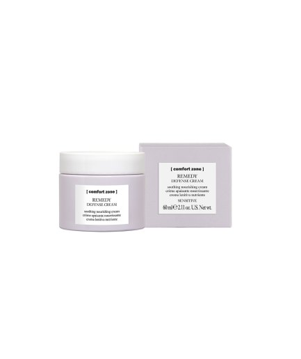 product en verpakking van Remedy Defense cream [comfort zone] 60ml- Puurwellnessamersfoort