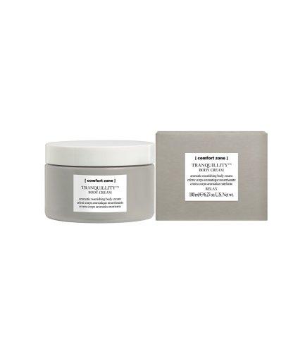 product en verpakking Tranquillity body cream 180ml [comfort zone] puurwellnessamersfoort