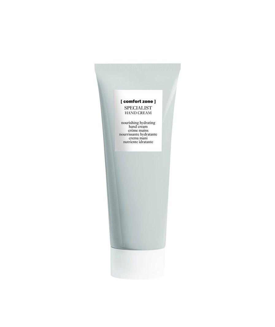 product- Specialist hand cream -75 ml - comfort zone