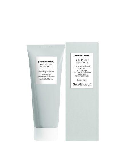 product en verpakking specialist hand cream 75ml [comfort zone]- puurwellnessamersfoort