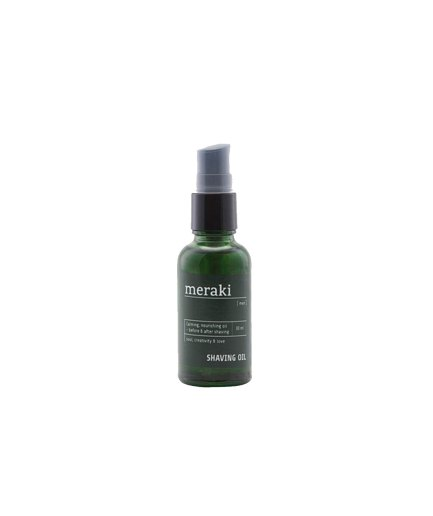 merkai shaving oil 30ml -puurwellnessamersfoort