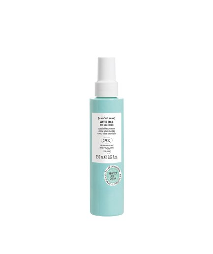 Water-Soul-Eco-sun-cream-SPF30-150ml [comfort zone] Puur wellness Amersfoort
