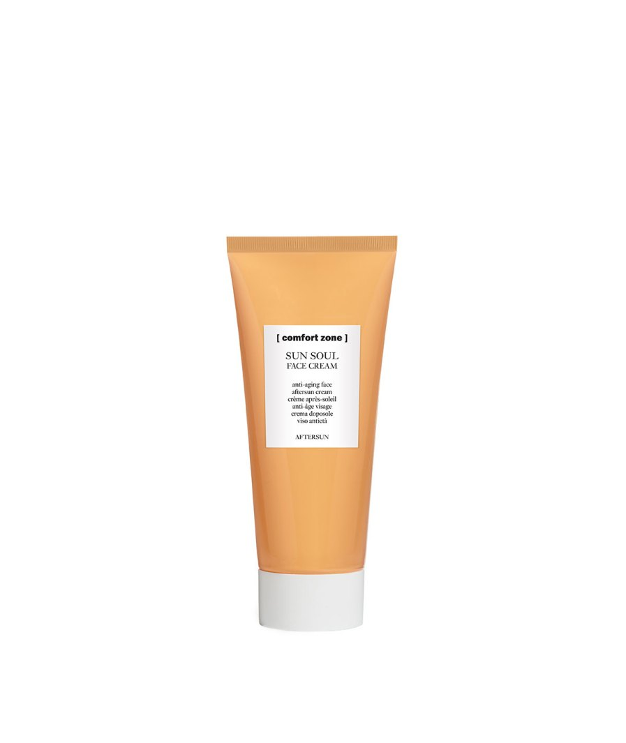 sun-soul-aftersun-face-cream-60ml [comfortzone] Puurwellnessamersfoort