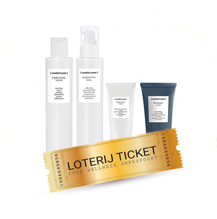 loterij ticket 7,50