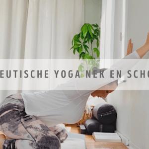 Online yoga voor nek en schouders