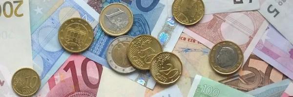 euroja tiskiin