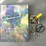 Kukkiva kasvimaa Potager -kirja