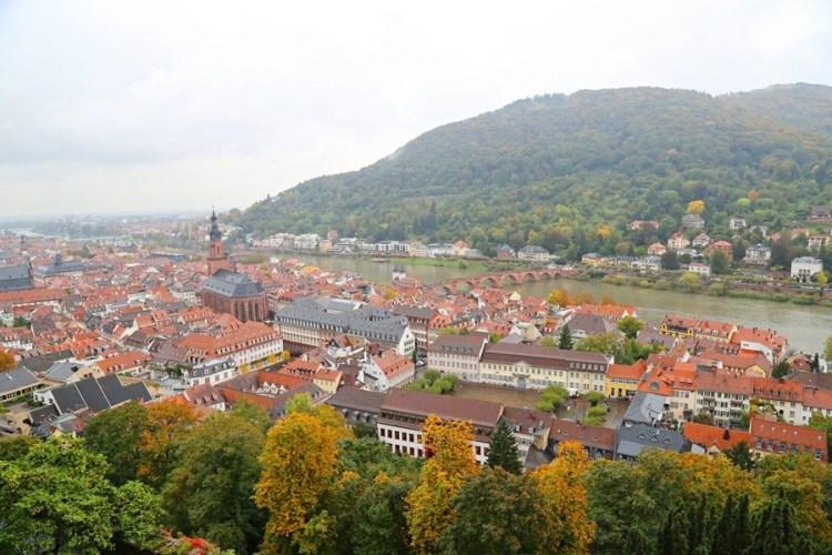 【德意志Guten Tag】海德堡(Heidelberg)。德國最古老大學城(上)~海德堡城堡(Heidelberg Schloss)