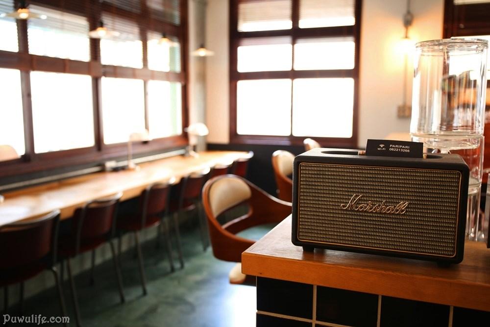 PARIPARI APT. 感受昭和魅力,結合民宿復古懷舊咖啡(St.1 Cafe二店)