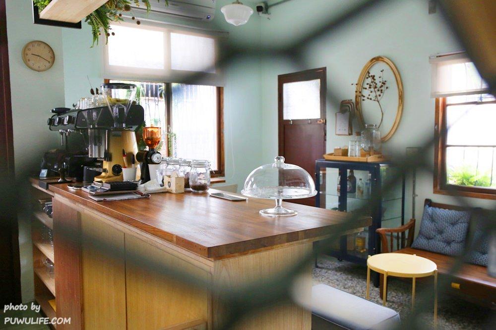 有戶人家 une Famille|台南成大周邊老宅咖啡