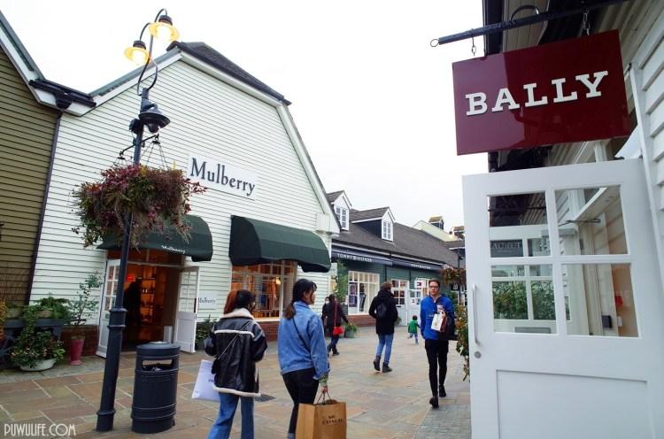 【英國遊學】英國最大精品Outlet.比斯特購物村(Bicester Village)交通方式與退稅
