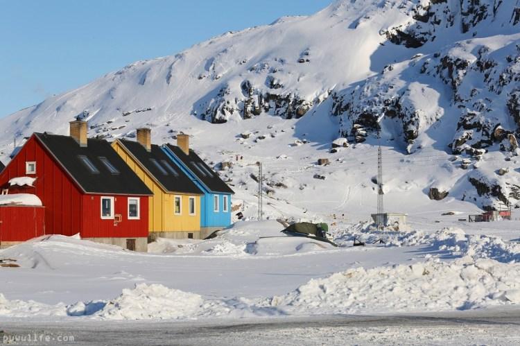 【北緯69度】格陵蘭唯一世界文化遺產小鎮.伊盧利薩特(Ilulissat)