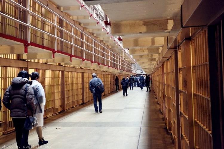 【美西自由行】舊金山海上監獄-惡魔島(Alcatraz Island),電影絕地任務拍攝地!