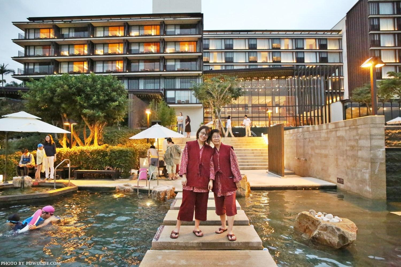 【礁溪老爺酒店】宜蘭溫泉飯店推薦!不後悔的選擇,親子孝親度假推薦❤