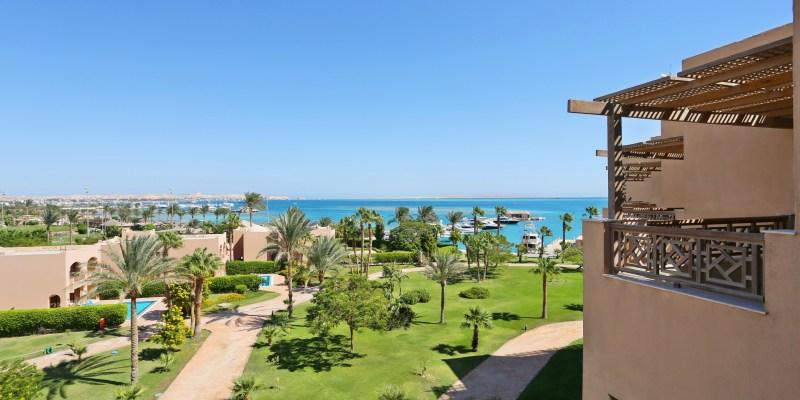 【埃及不思議】紅海渡假勝地虎加達.Continental Hotel Hurghada.難忘親見紅海的感動❤