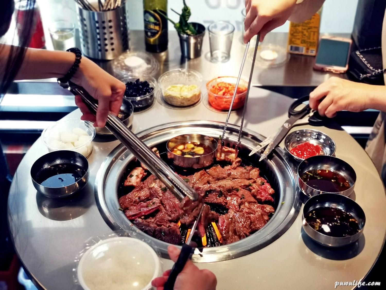 【新村站著吃烤肉】首爾排隊名店插旗信義區!海外唯一分店搶攻市府美食一級戰區❤