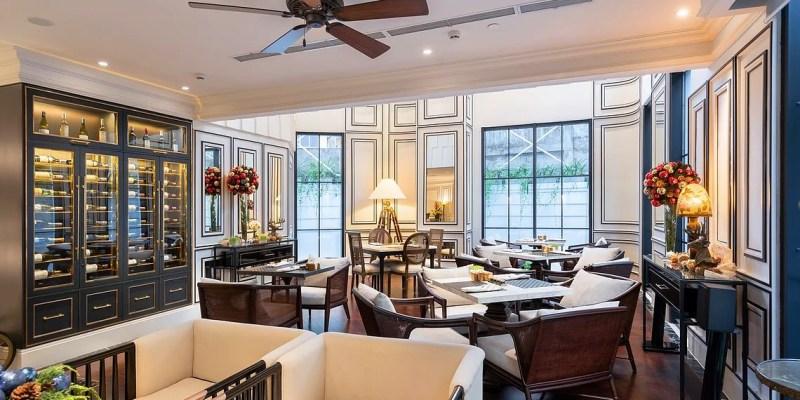 【越南自由行】胡志明住宿推薦!法式套房酒店 Bach Suites Saigon.近中央郵局、聖母教堂