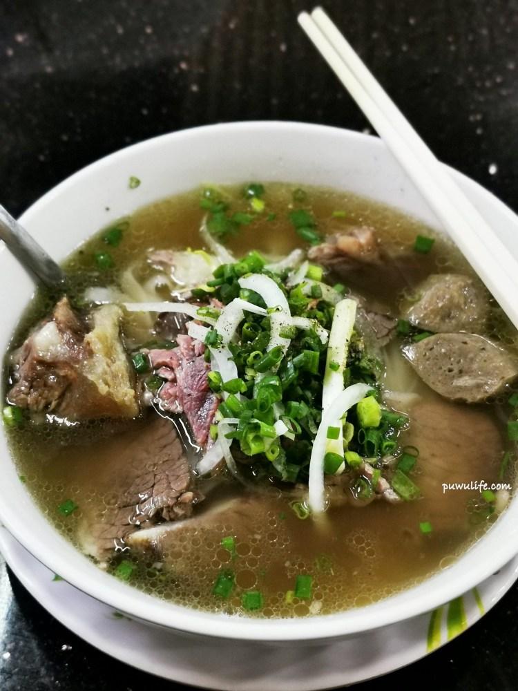 【越南自由行】傳說中的胡志明必吃?越南美食錦麗河粉Phở Lệ
