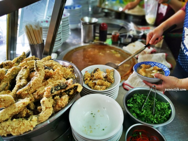 【呂記土魠魚羹】台南中西區。我的必吃!魚肉大塊湯頭甜美~念念不忘❤