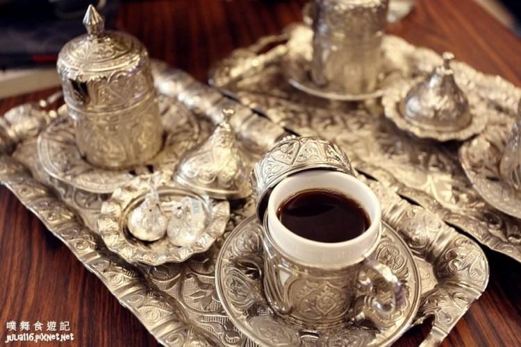 【Cantata Kahve】台中西屯區。逢甲夜市冠軍咖啡!點一杯土耳其咖啡,遇見未來♥