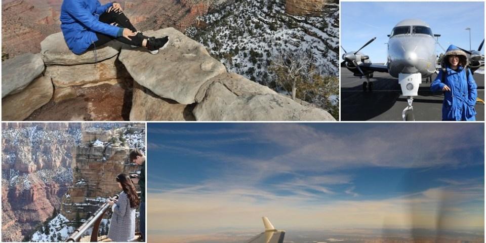 【美西自由行】飛越美國大峽谷♥必訪世界級景點x小飛機初體驗♥
