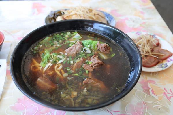 【吃吃看小吃】南港。便宜大碗又好吃的牛肉麵