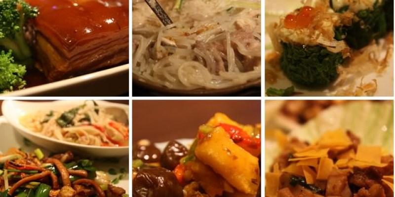 【桐花客家私房料理】內科二訪。好吃好貴又好冷囧