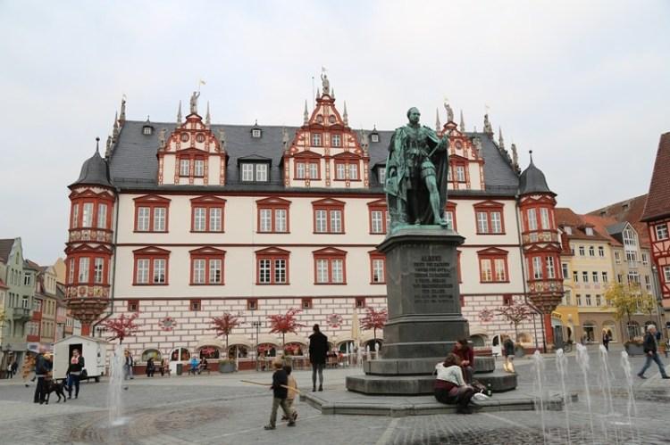 【德意志Guten Tag】科堡(Coburg)。是王子之城也是第一座納粹城市