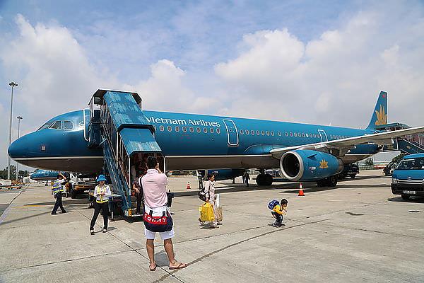 【越南轉機遊】出發~越南航空轉機與免費市區觀光
