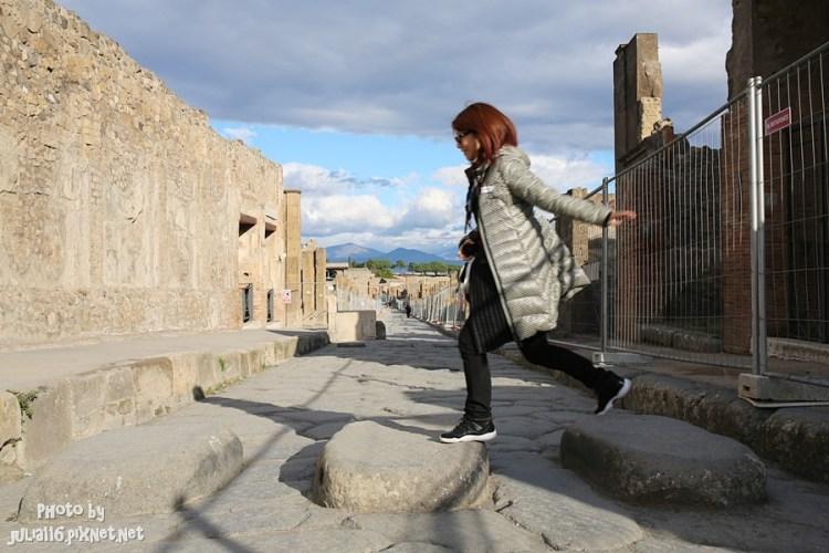 【義大利嘉年華】龐貝(Pompeii)。失落千年的文明古城!