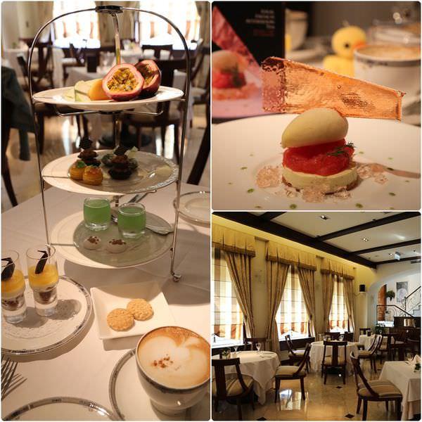 【Pasadena帕莎蒂娜法式餐廳】高雄三民區。再忙也要來個假貴婦真優雅的下午茶!