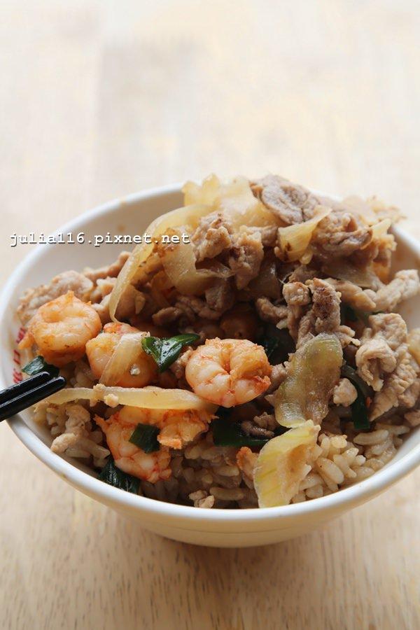 【集品蝦仁飯】台南中西區。海安路美食~蝦鮮米香好好味!
