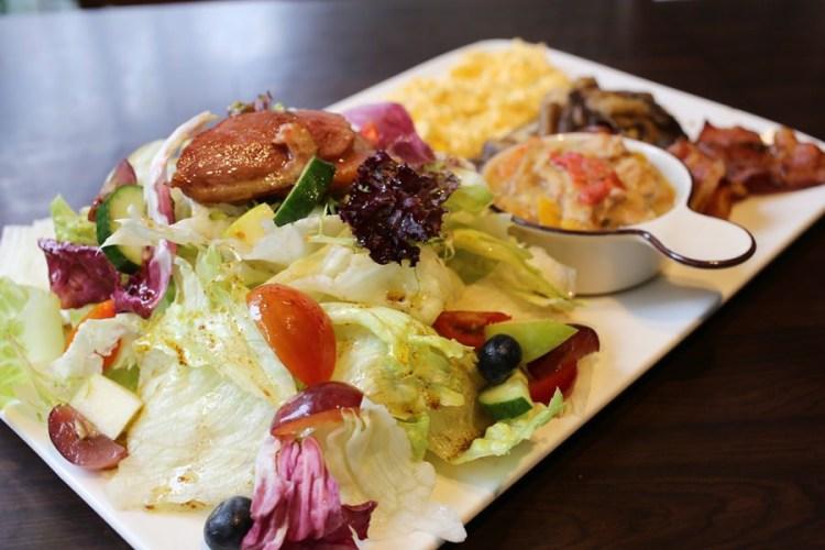 【Dears Waffle,bakery & Cafe】大安區。讓親愛的爲你作一份澎湃又營養的早午餐吧!