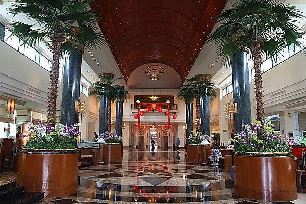 【東澳雪墨自由行】吉隆坡過境旅館。泛太平洋酒店